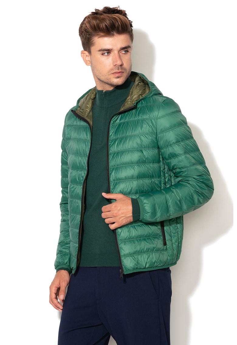 Jacheta usoara cu umplutura de puf