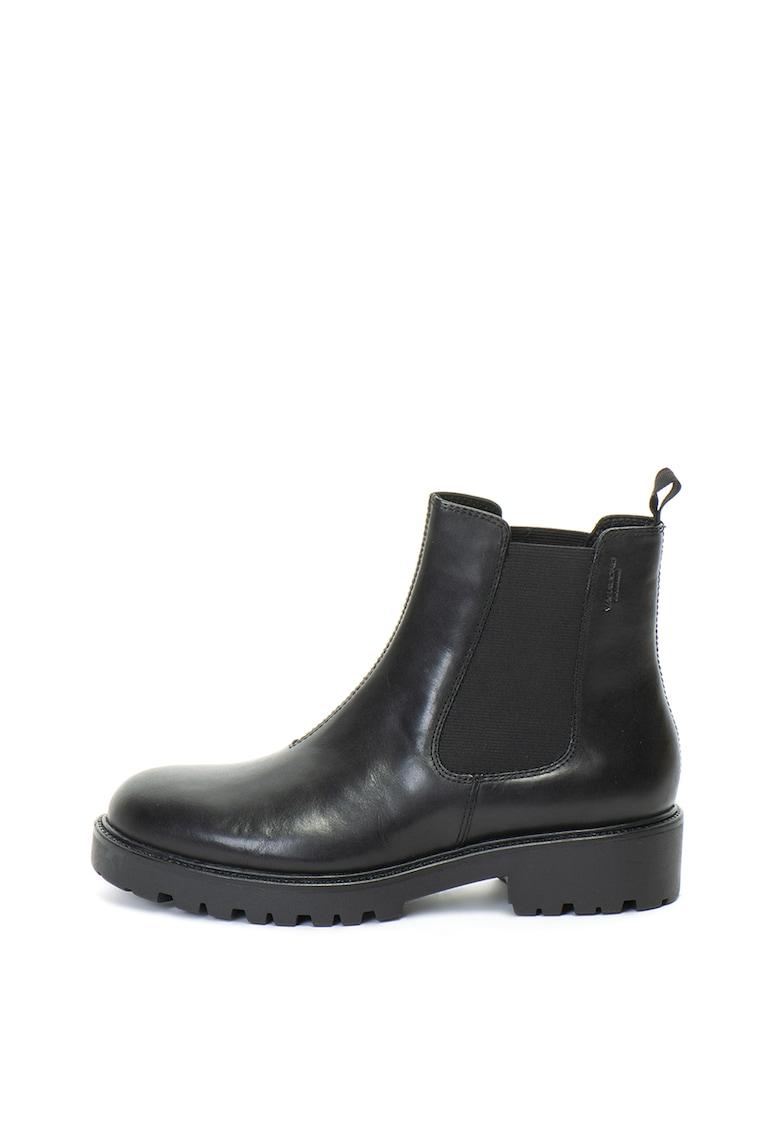 Ghete Chelsea de piele Kenova Vagabond Shoemakers