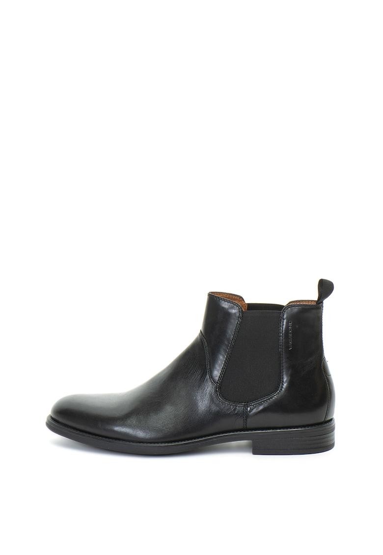 Ghete Chelsea de piele Salvatore de la Vagabond Shoemakers