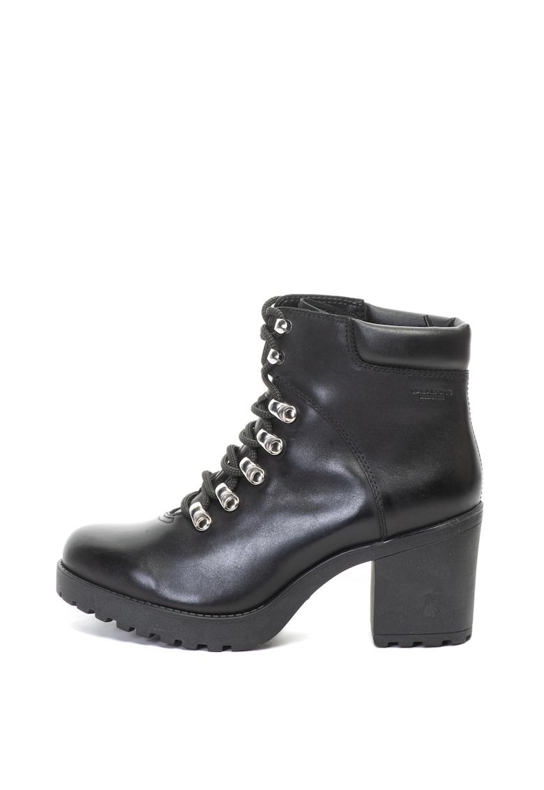 Botine de piele Grace de la Vagabond Shoemakers