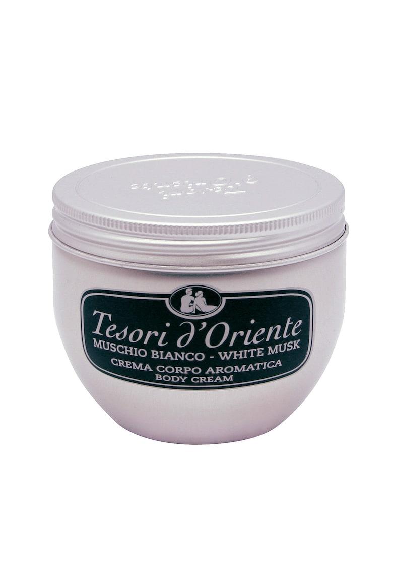 Crema de corp Tesori D'Oriente Mosc Alb - 300 ml