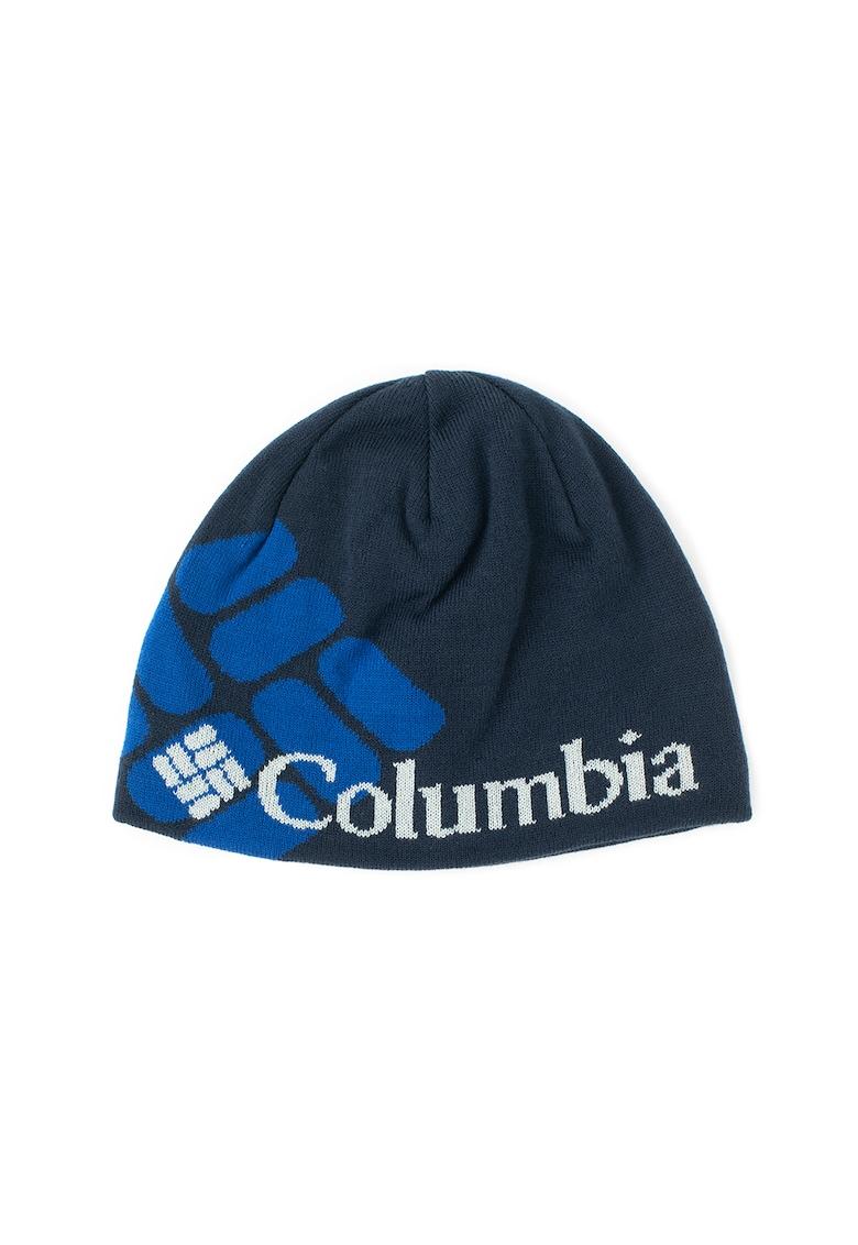 Caciula unisex cu imprimeu logo Heat™ de la Columbia
