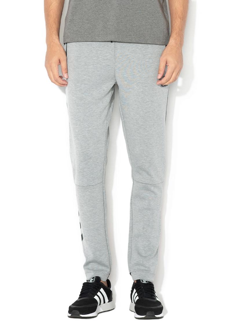 Hummel Pantaloni sport cu banda elastica in talie