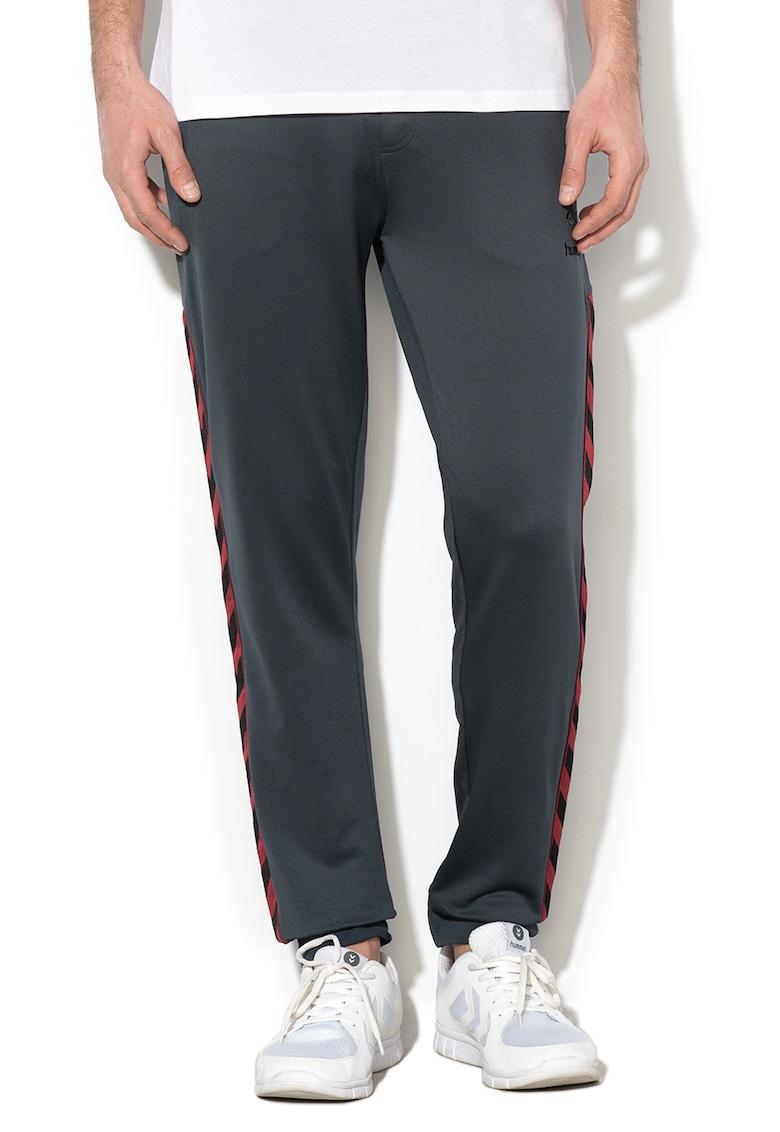 Pantaloni sport cu talie elastica Nathan