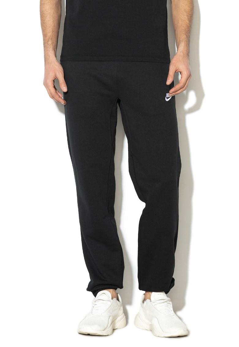 Pantaloni sport cu mansete elastice