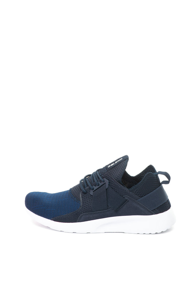 BLEND Pantofi sport slip-on din material usor