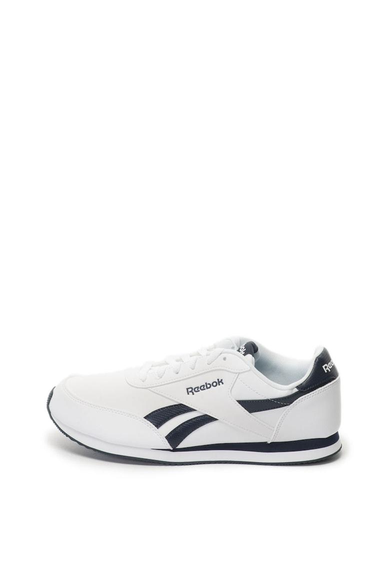 Reebok Classics Pantofi sport de piele ecologica ROyal