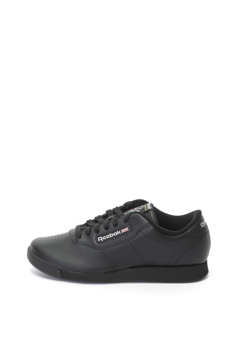 Reebok Classics Pantofi sport de piele peliculizata Princess