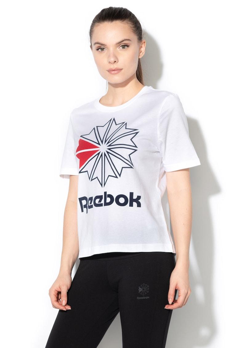 Tricou cu imprimeu logo de la Reebok Classics