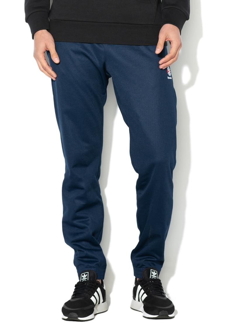 Pantaloni sport cu snur in talie Reebok Classics