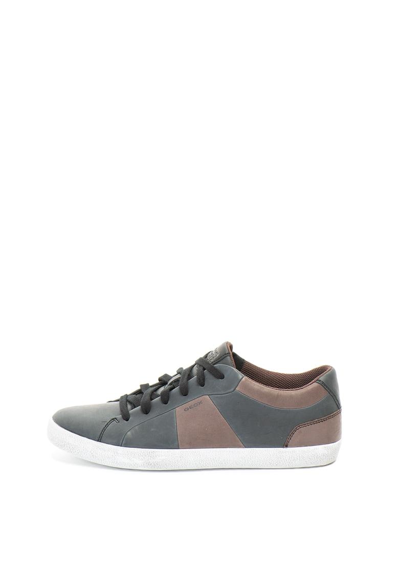 Pantofi casual de piele Smart