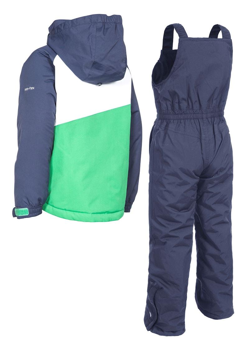 Costum de schi impermeabil si rezistent la vant cu ColdHeat® Crawley