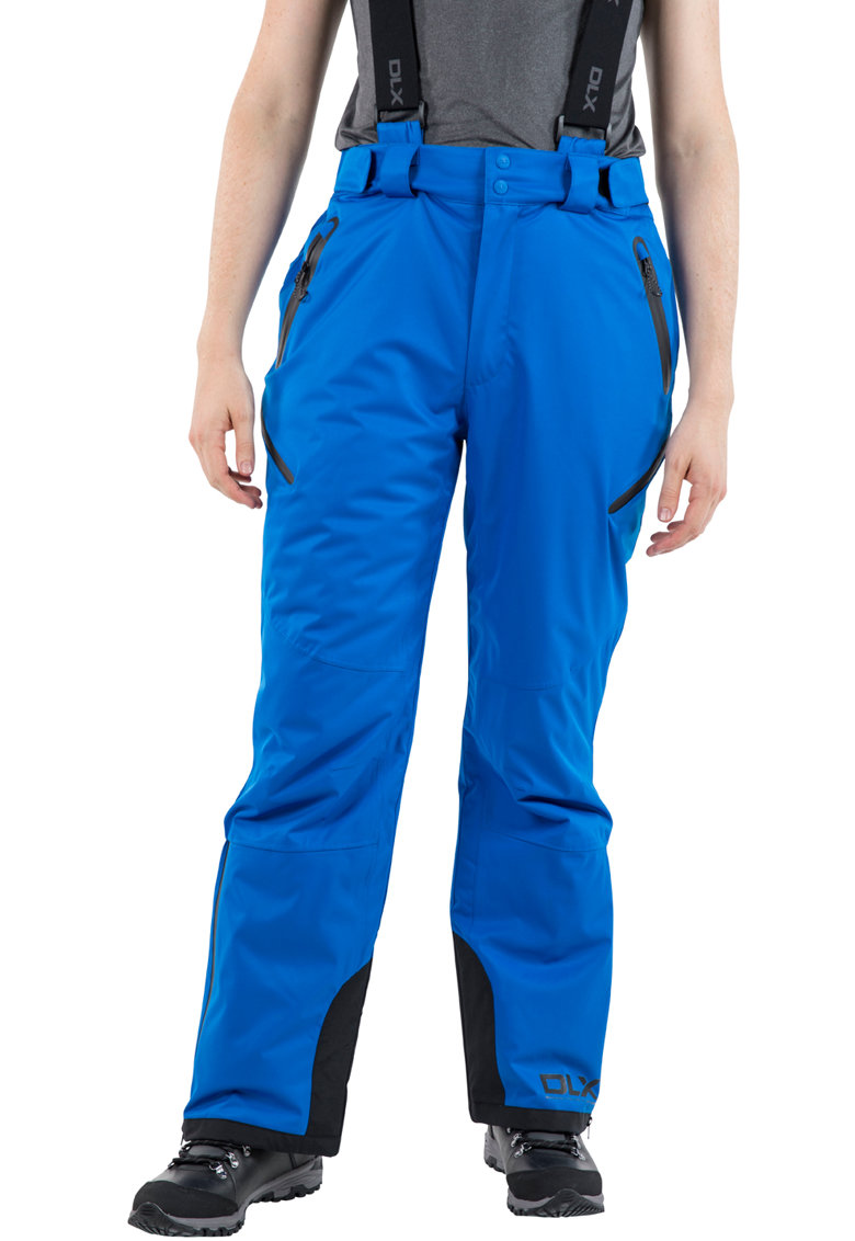 Pantaloni pentru schi impermeabili si rezistenti la vant Kristoff DLX de la Trespass