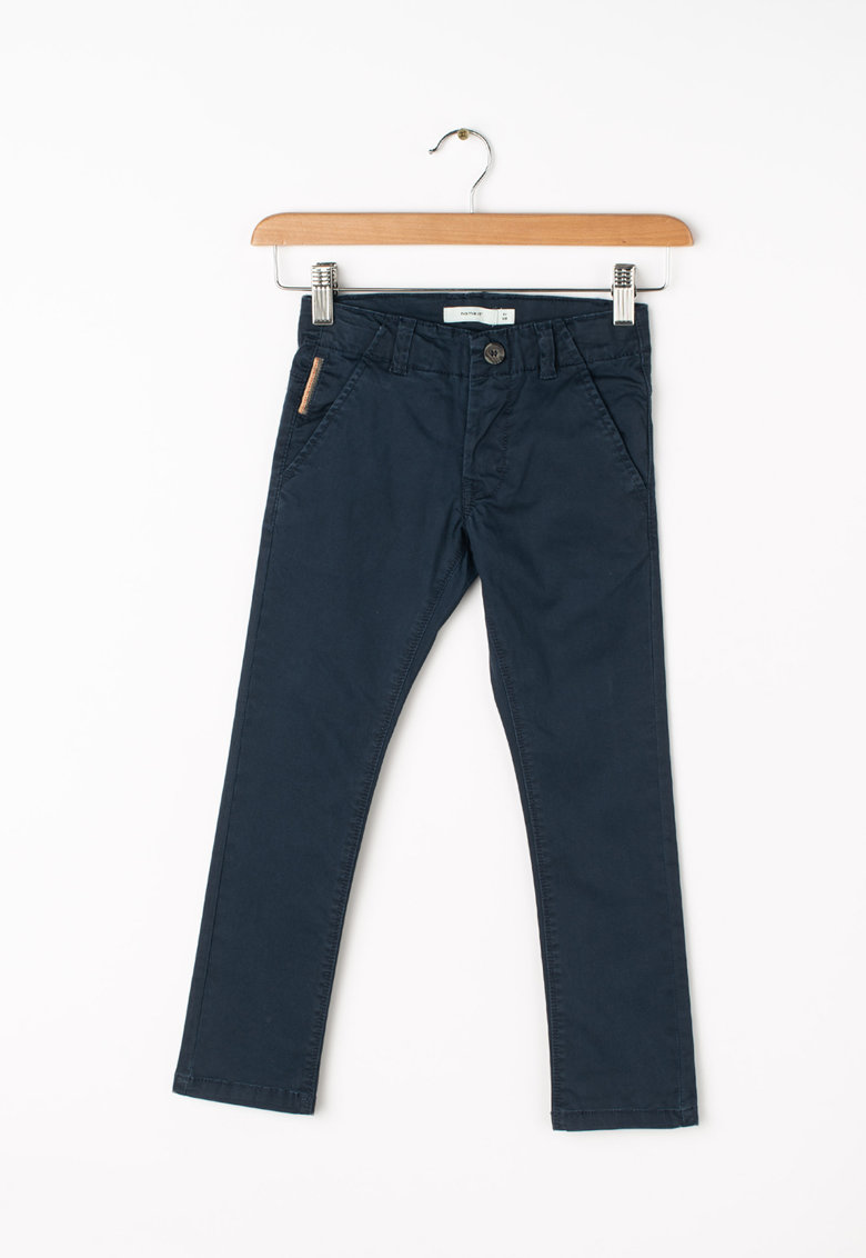 NAME IT Pantaloni chino slim-fit Timber