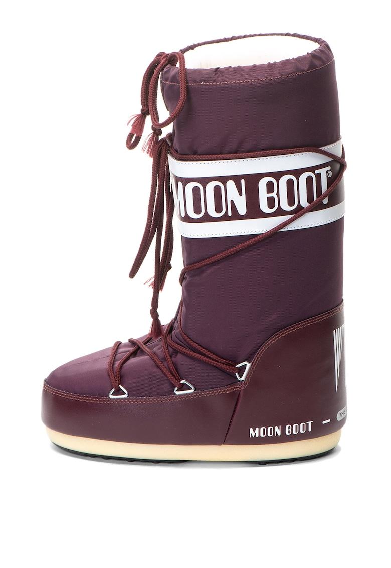 Apreschiuri cu imprimeu logo imagine fashiondays.ro Moon Boot