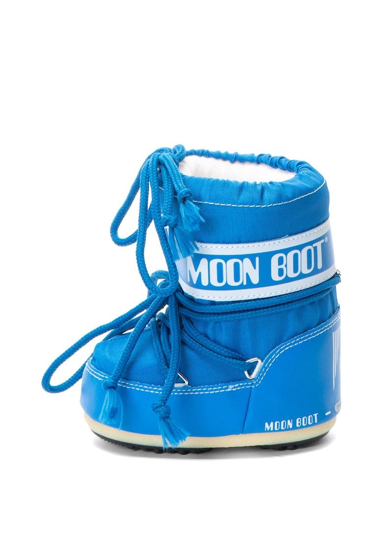 Moon Boot Apreschiuri cu imprimeu logo