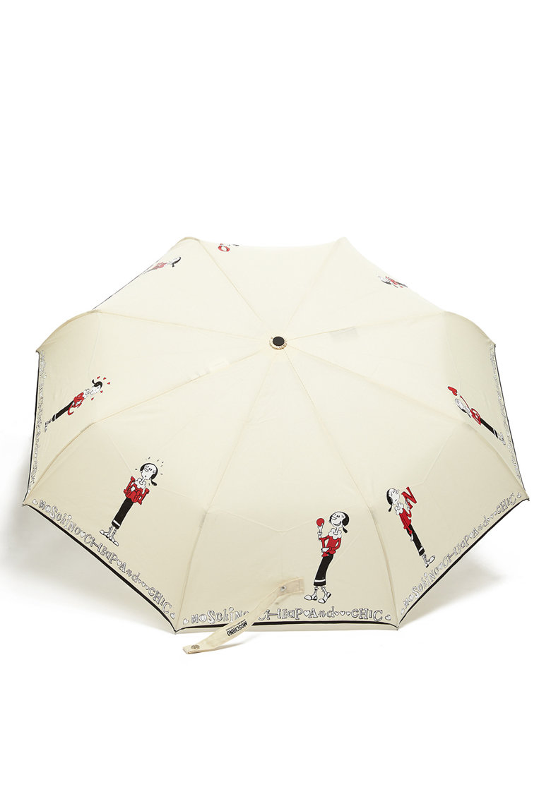 Umbrela cu imprimeu