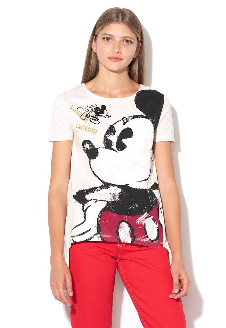 DESIGUAL Tricou cu imprimeu Mickey Mouse Vera