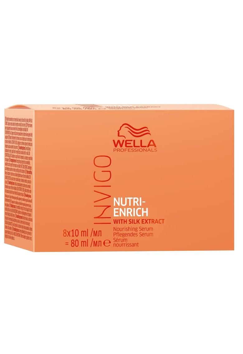 Tratament fiole  Invigo Nutri-Enrich hidratant pentru par uscat - 8 x 10 ml de la Wella Professionals
