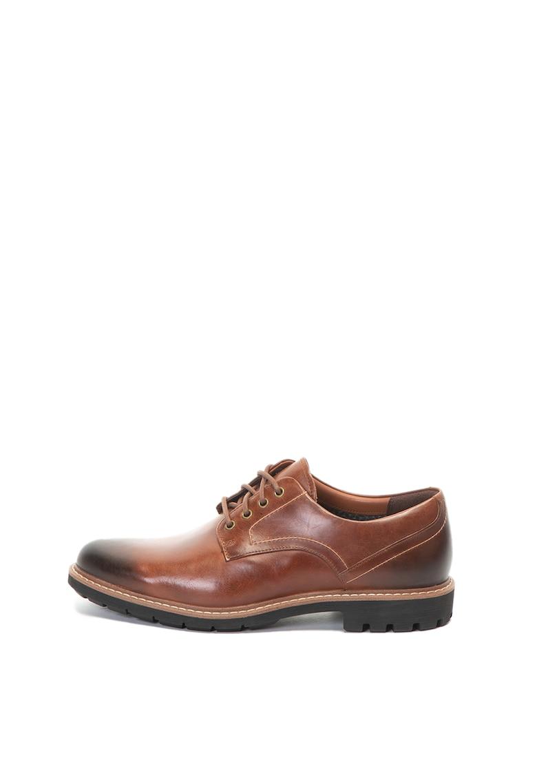 Pantofi derby de piele Batcombe Hall imagine promotie