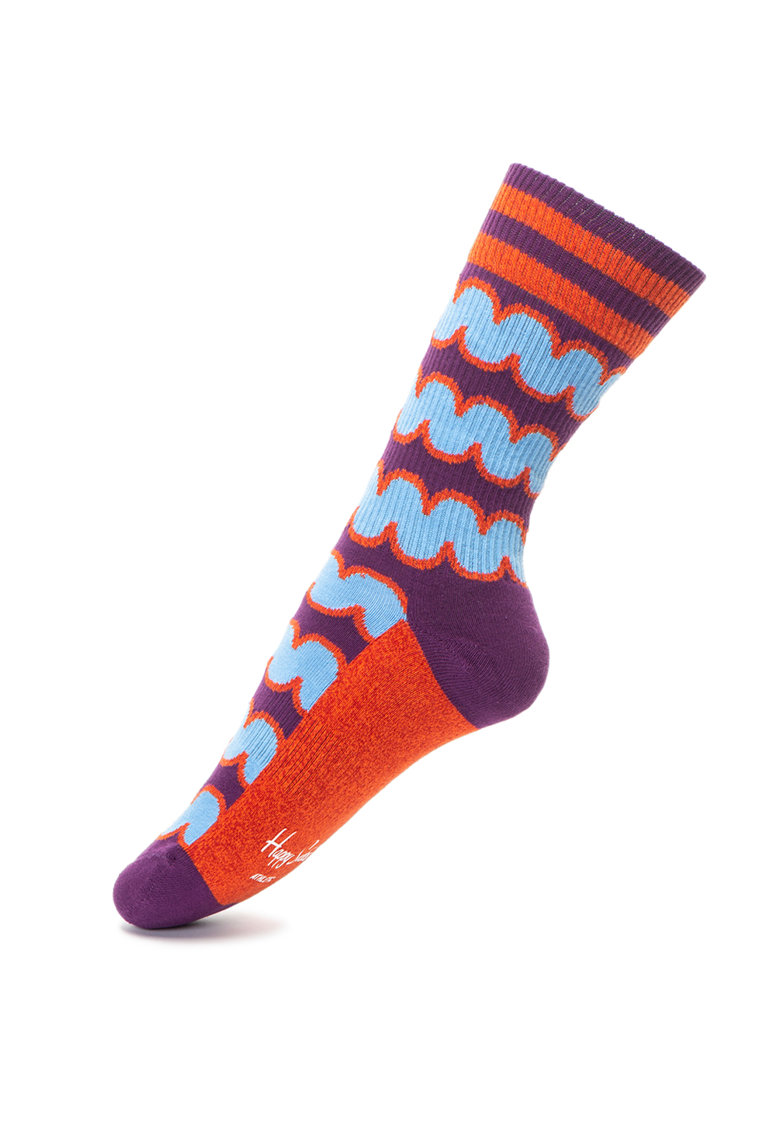 Happy Socks Sosete unisex lungi cu diverse modele