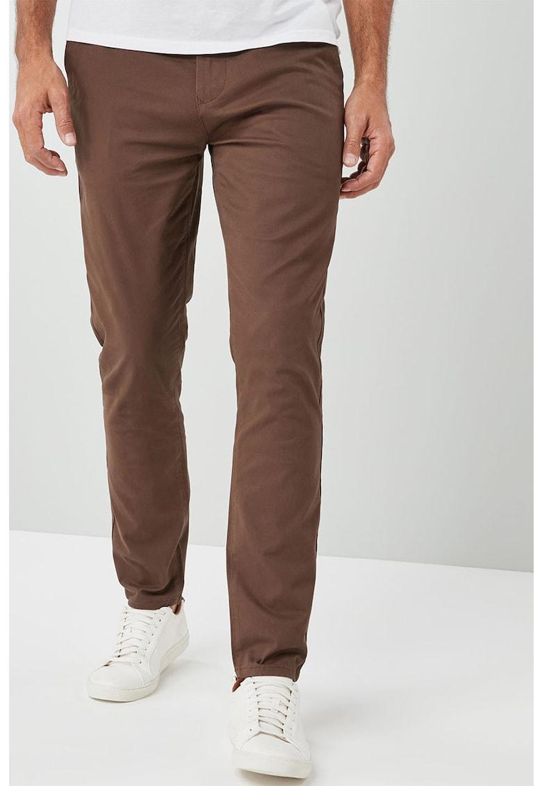 Pantaloni chino cu croiala skinny NEXT