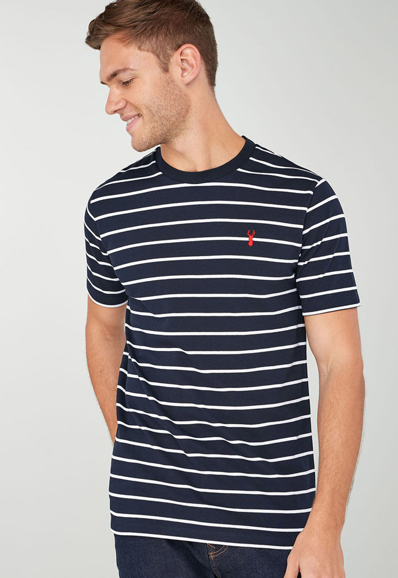 Tricou slim fit din pique de la NEXT
