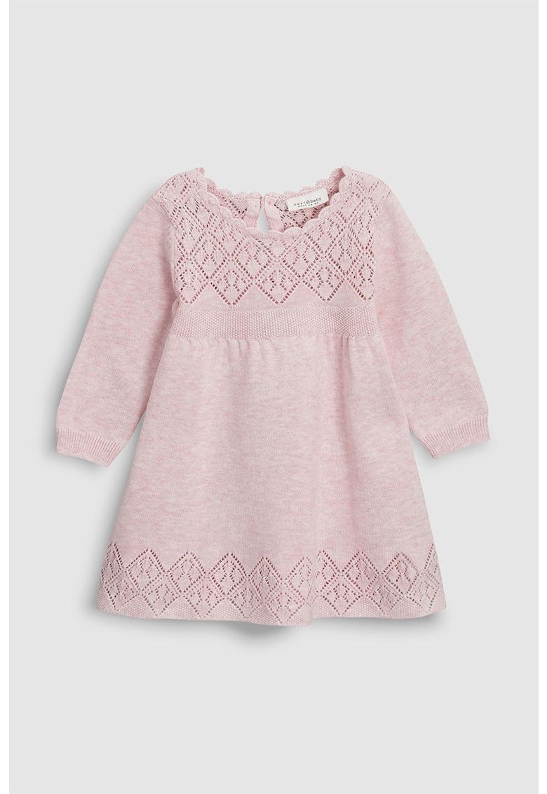Rochie evazata de tricot de la NEXT