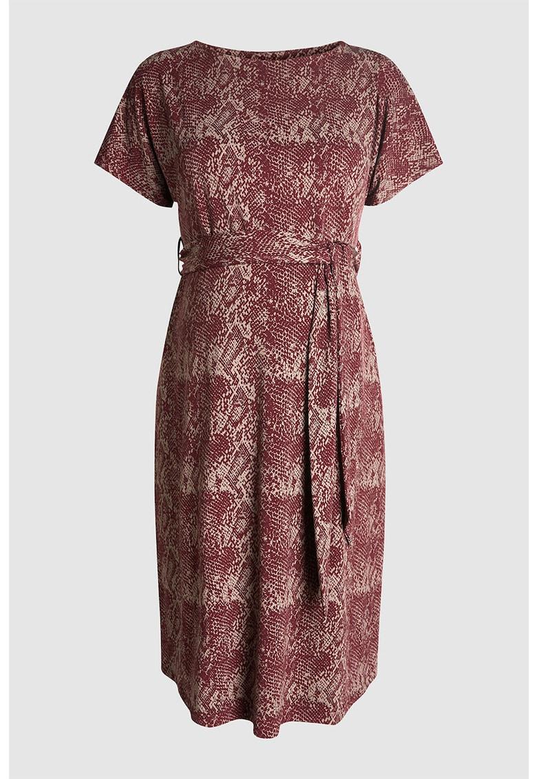 Rochie pentru gravide – cu cordon in talie detasabil de la NEXT