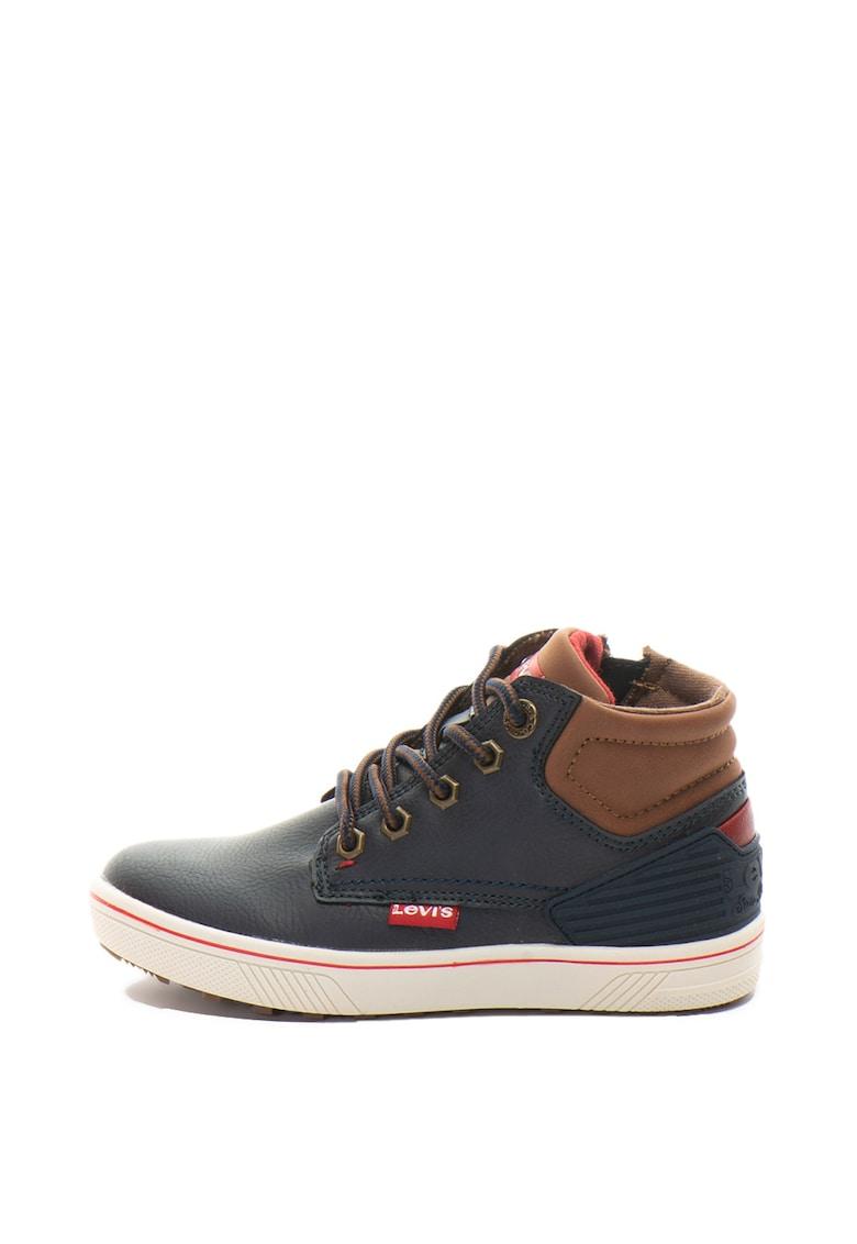 Pantofi sport de piele ecologica Portland