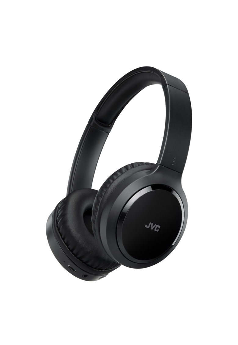 Casti over ear HA-S80BT-BE - Noise Canceling - Bluetooth - Negru