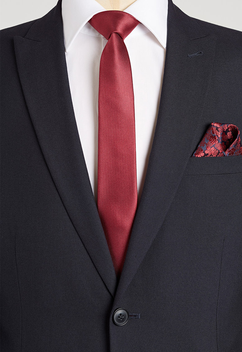 Set de cravata si batista decorativa