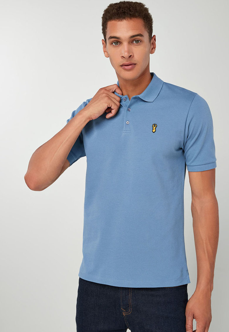 NEXT Tricou polo regular fit