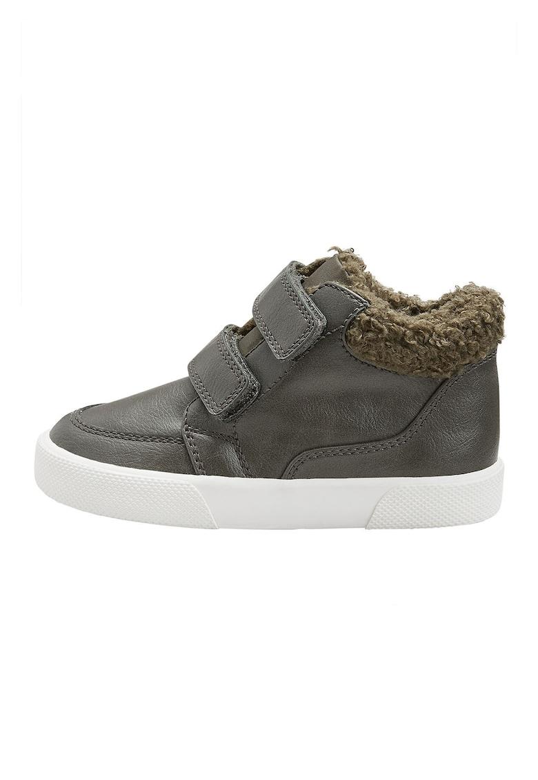 Pantofi sport mid-high – de piele ecologica cu inchidere velcro de la NEXT