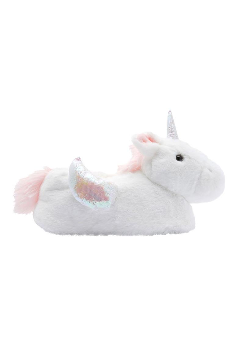 NEXT Papuci de casa in forma de unicorn