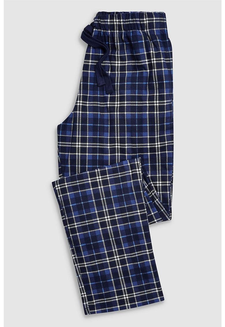 Pantaloni de pijama in carouri