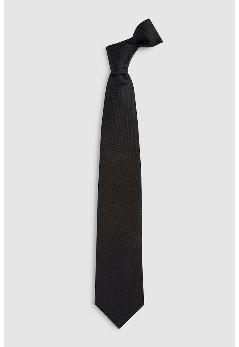 Cravata cu aspect texturat de la NEXT