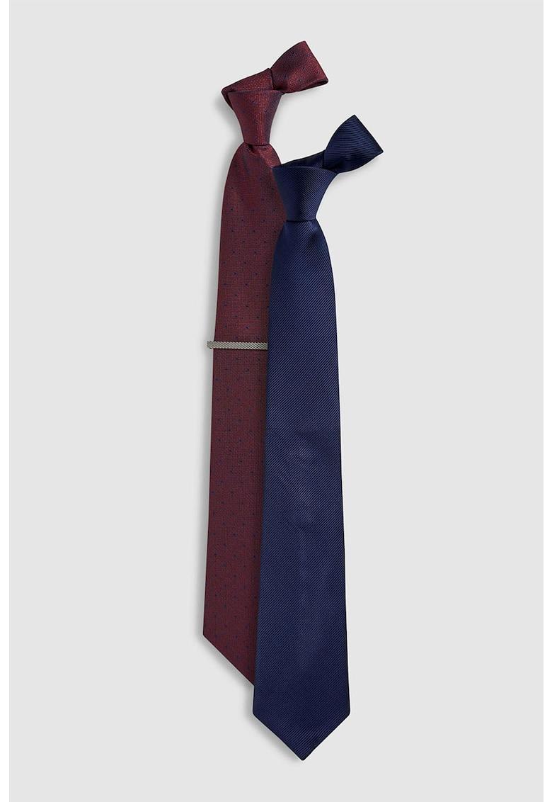 Set de cravata si ac de cravata - 2 piese
