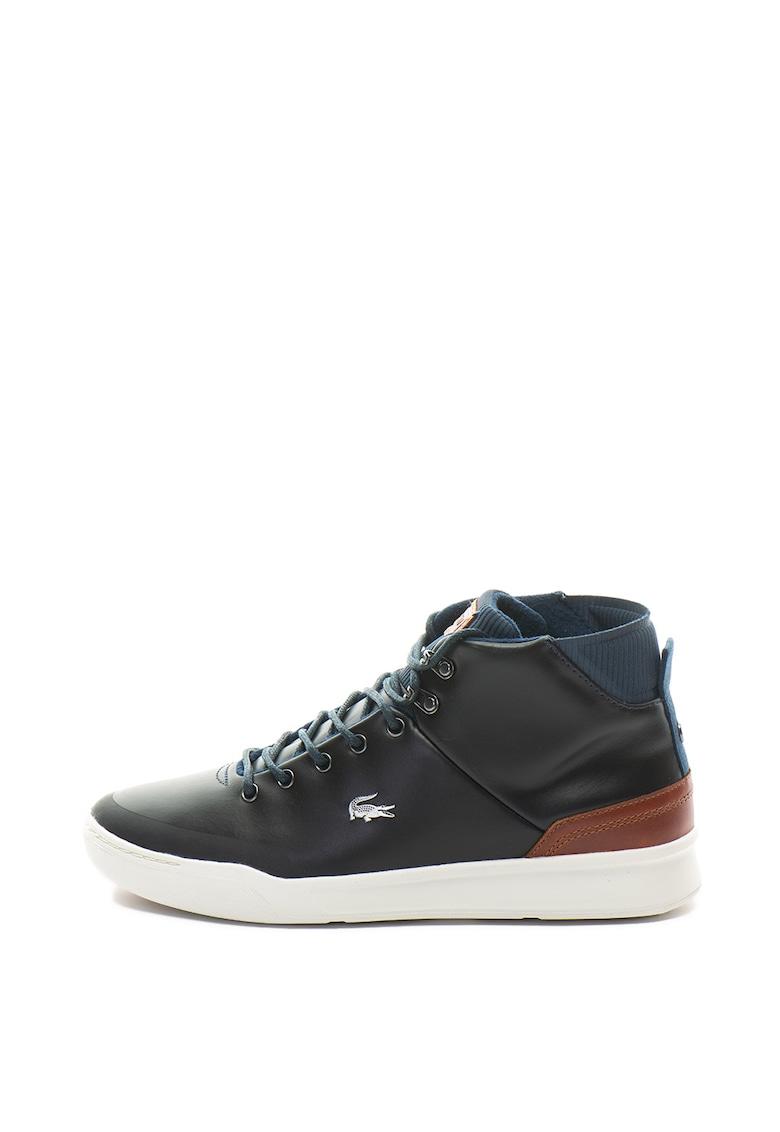 Lacoste Explorateur középmagas szárú vízálló bőr sneakers cipő férfi. ×Close 49d0904a39