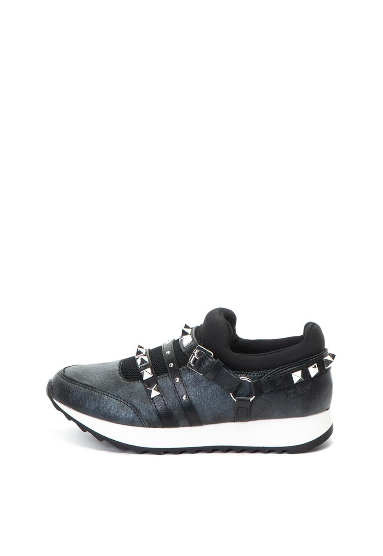 Pantofi sport slip-on cu tinte Samba