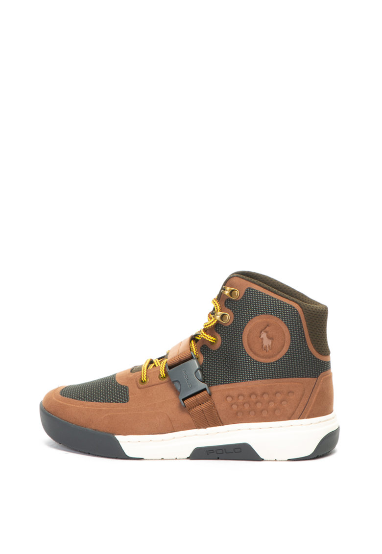 Pantofi sport inalti cu banda Ranger