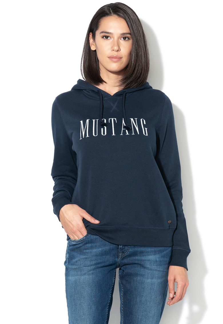 Mustang Hanorac cu captuseala din fleece Fancy