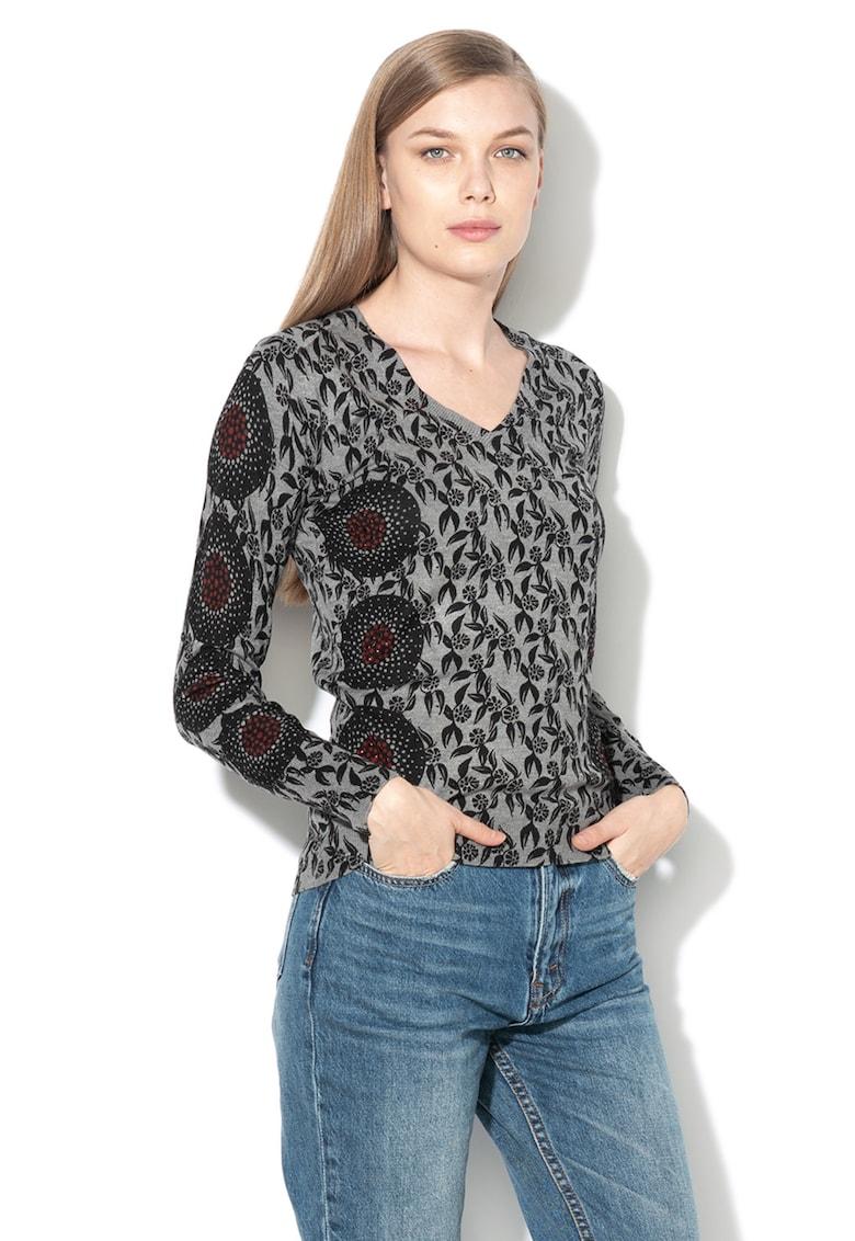 DESIGUAL Bluza cu imprimeu floral Jakinde