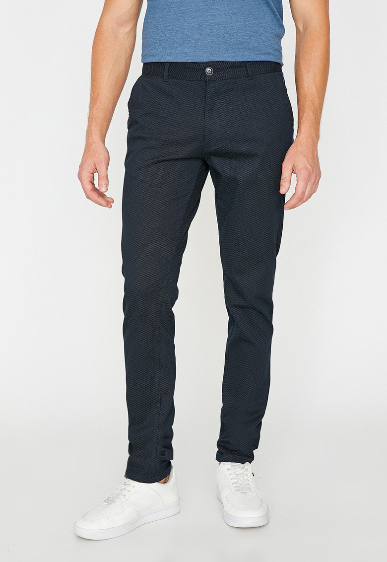 KOTON Pantaloni chino – slim fit