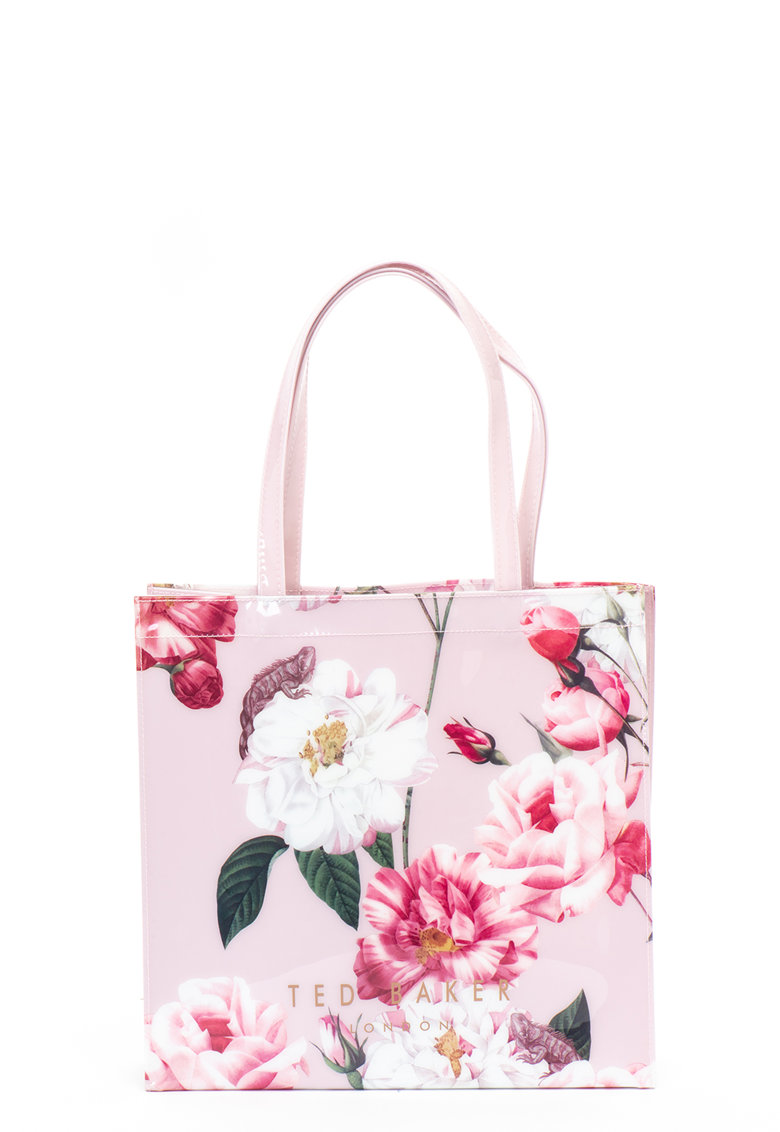 Ted Baker Geanta tote cu model floral Iziecon