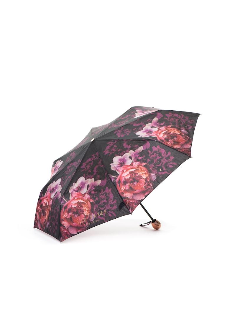 Umbrela cu model floral Siroux de la Ted Baker