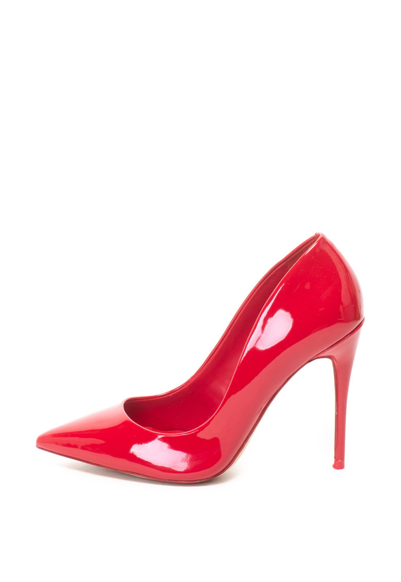 Pantofi lacuiti cu varf ascutit Stessy de la Aldo