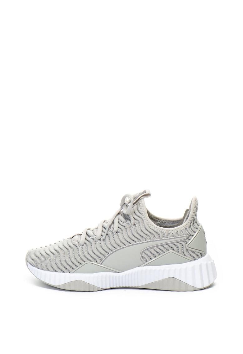 Pantofi sport cu aspect texturat PUMA x Selena Gomez Defy imagine