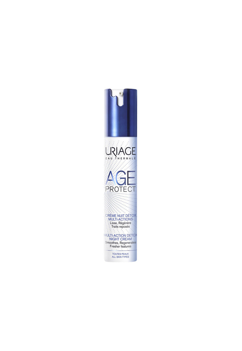 Uriage Crema de noapte  detox antiaging - 40 ml