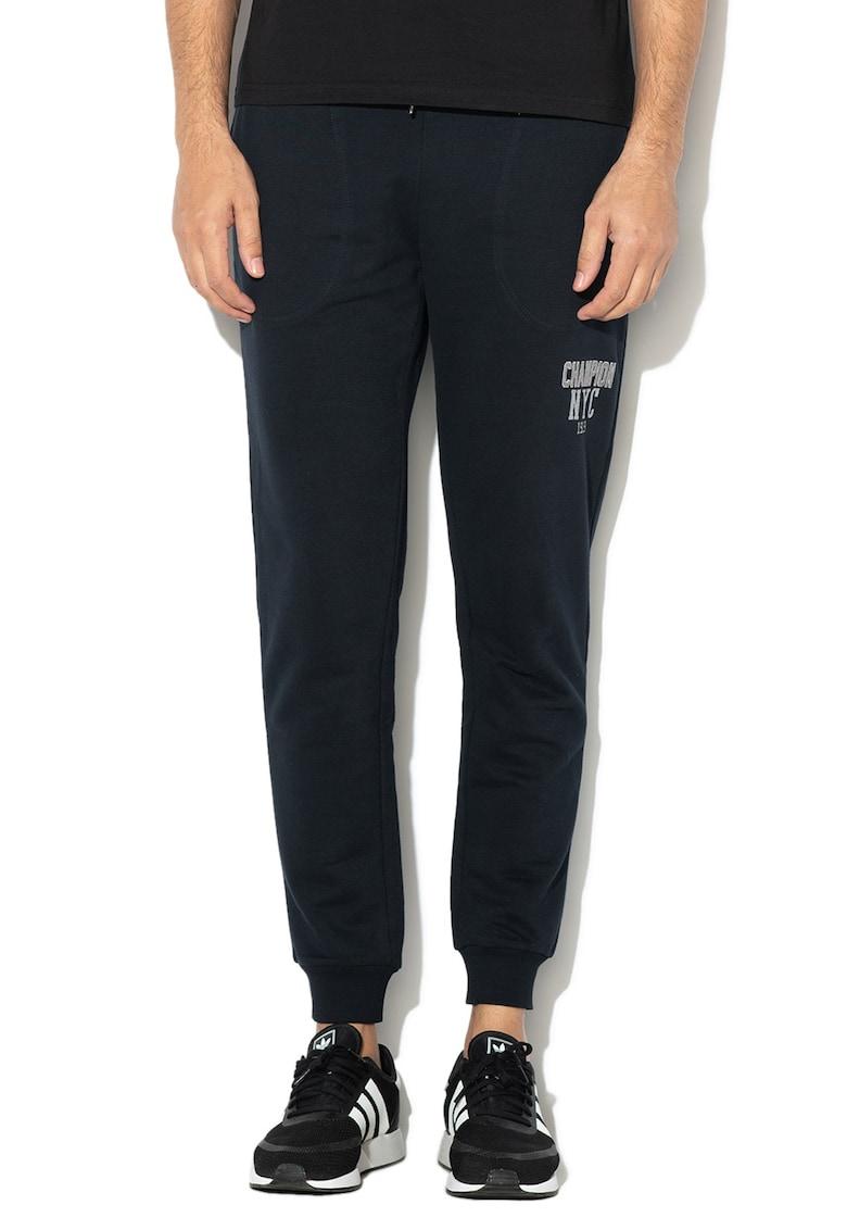 Champion Pantaloni jogger cu imprimeu logo NYC